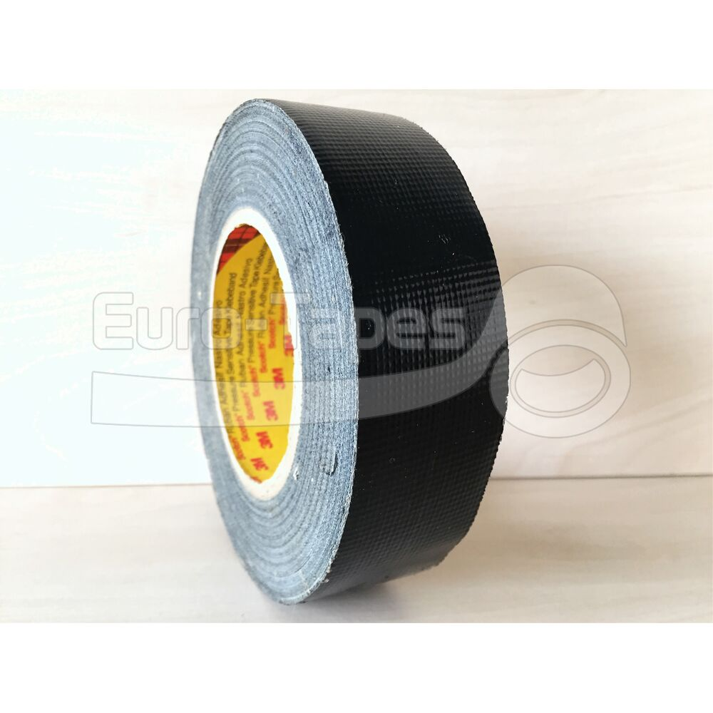 Duct tape 3M 3997 50mmx50m fekete